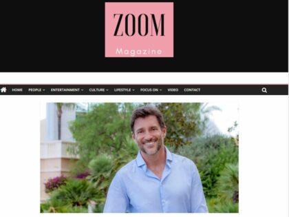"""Amore, Business e Salute recensiti su """"ZoomMagazine"""", 27/09/19"""