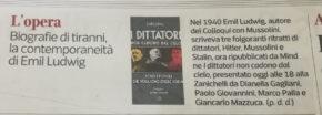 Ludwig Corriere Sera Bologna 17.1.2020