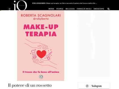Make-up terapia di Roberta Scagnolari su IoDonna.it, 05/03/2020