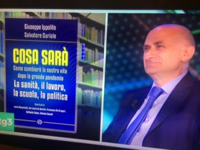 Giuseppe Ippolito TG3 Linea Notte 20.3.20