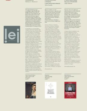 Robotti su Lei la nuova rivista di Cà Foscari
